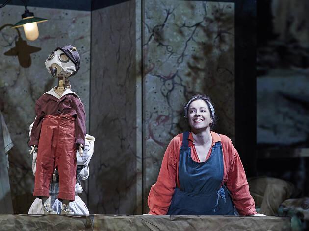 Wozzeck Opera Australia 2019