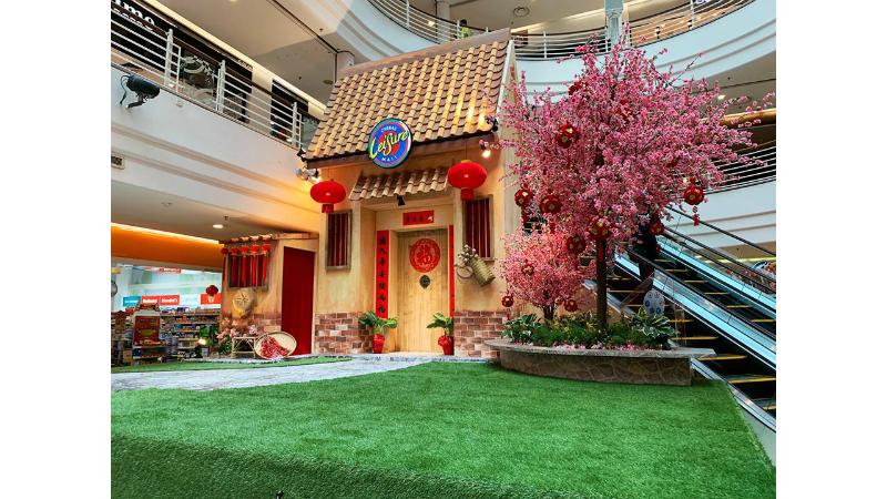 Chinese New Year at Cheras Leisure Mall