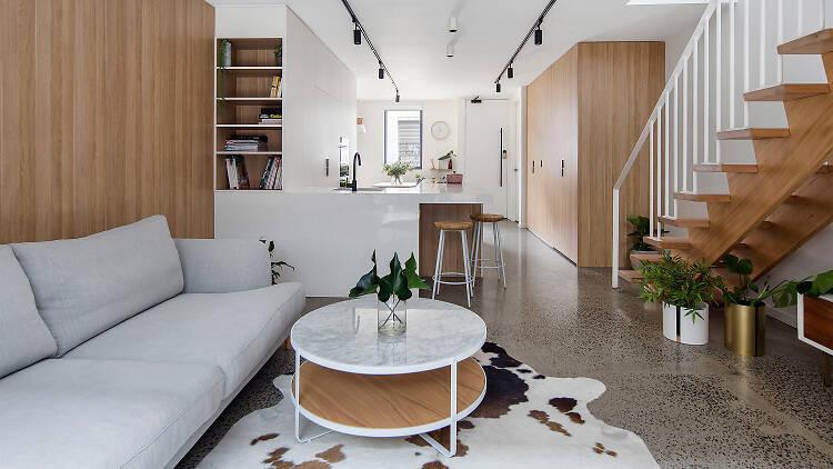 Pitch Architecture interior