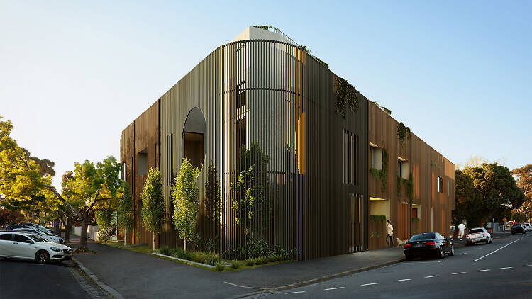 Pitch Architecture exterior