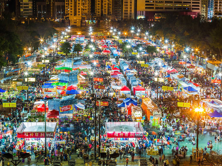 Best things to do in Hong Kong in January