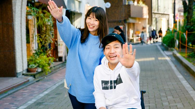 寺田ユースケ&まゆみ