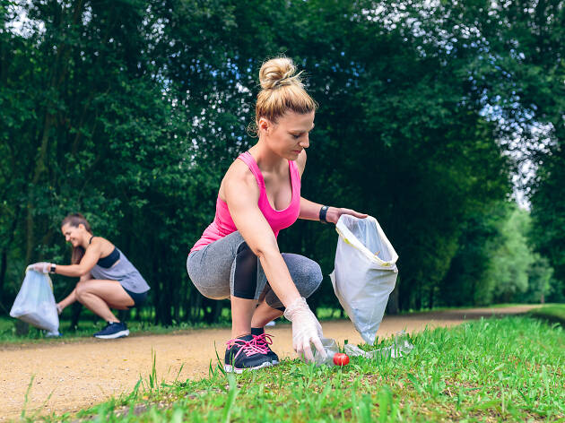 What the hell is plogging? Where to try the new green fitness craze in London
