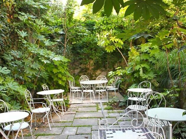 Les meilleures terrasses cachées de Paris