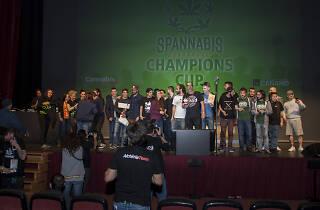 Spannabis 2018
