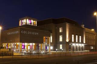 Watford Colosseum, press 2019
