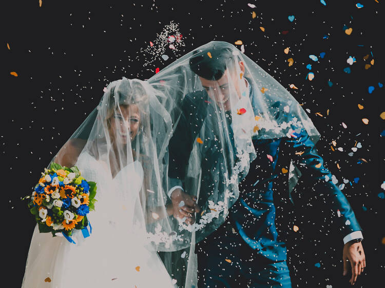 Os melhores fotógrafos de casamento para um álbum de arromba