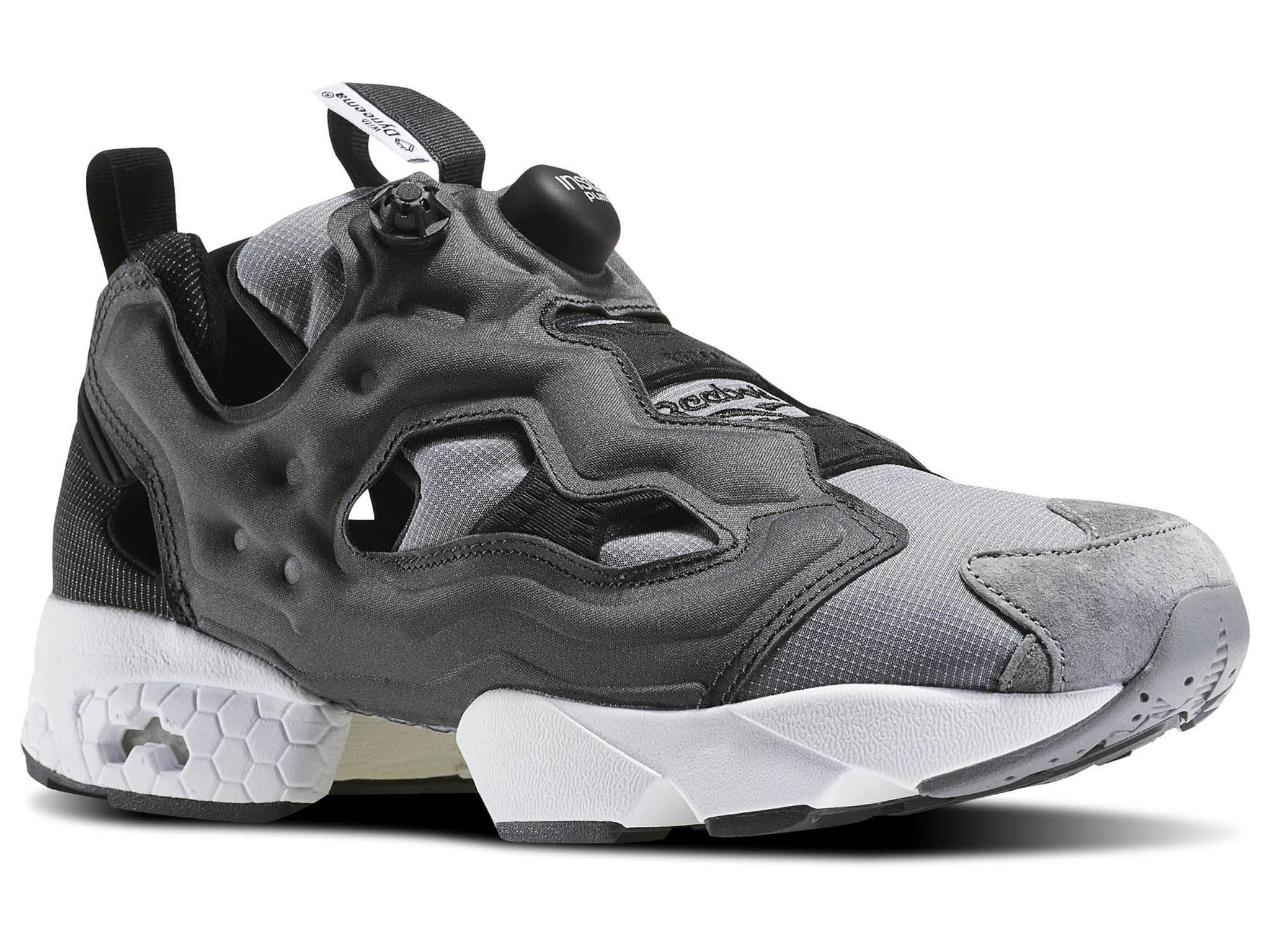 Los ugly sneakers, zapatos en tendencia, de Reebok