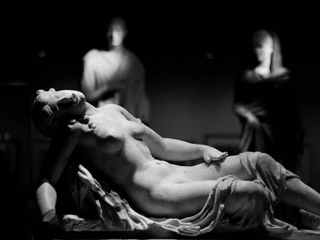 Belleza y virtud (Foto: Mauricio Marat, INAH.)