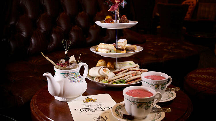 Hora del té del British Brunch Club