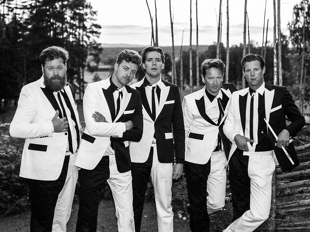 The Hives vuelve a la CDMX
