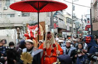 Shimokitazawa Tengu Matsuri 下北沢天狗まつり
