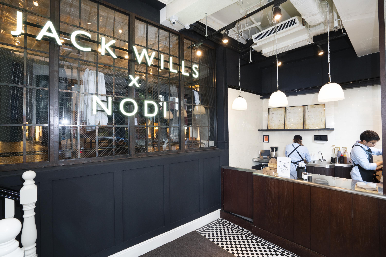 Jack Wills x Nodi