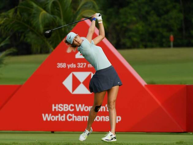 HSBC Women's World Championship