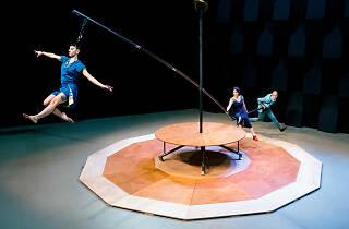 'Flou Papagayo' de Mumusic Circus