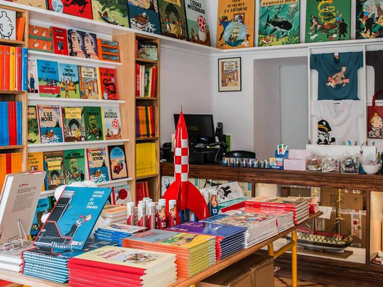 The Tintin Shop Lisboa