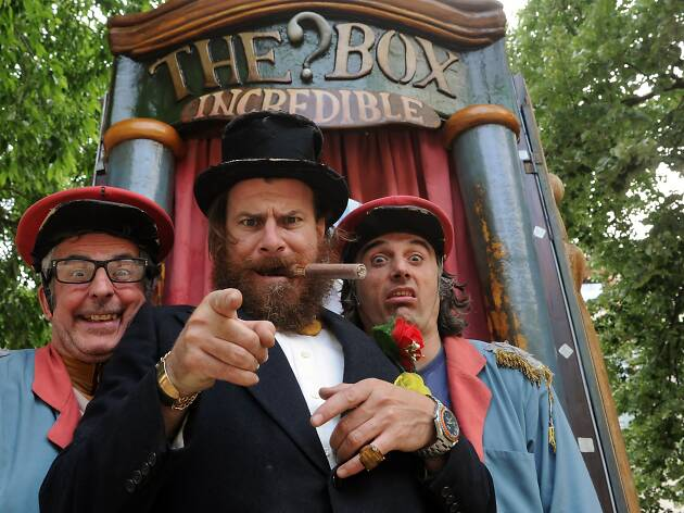 'The Incredible Box' de La Tal