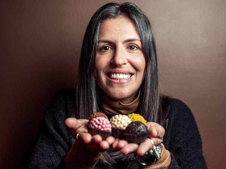 Carolina Henke – Dona da Brigadeirando e do Café na Fábrica