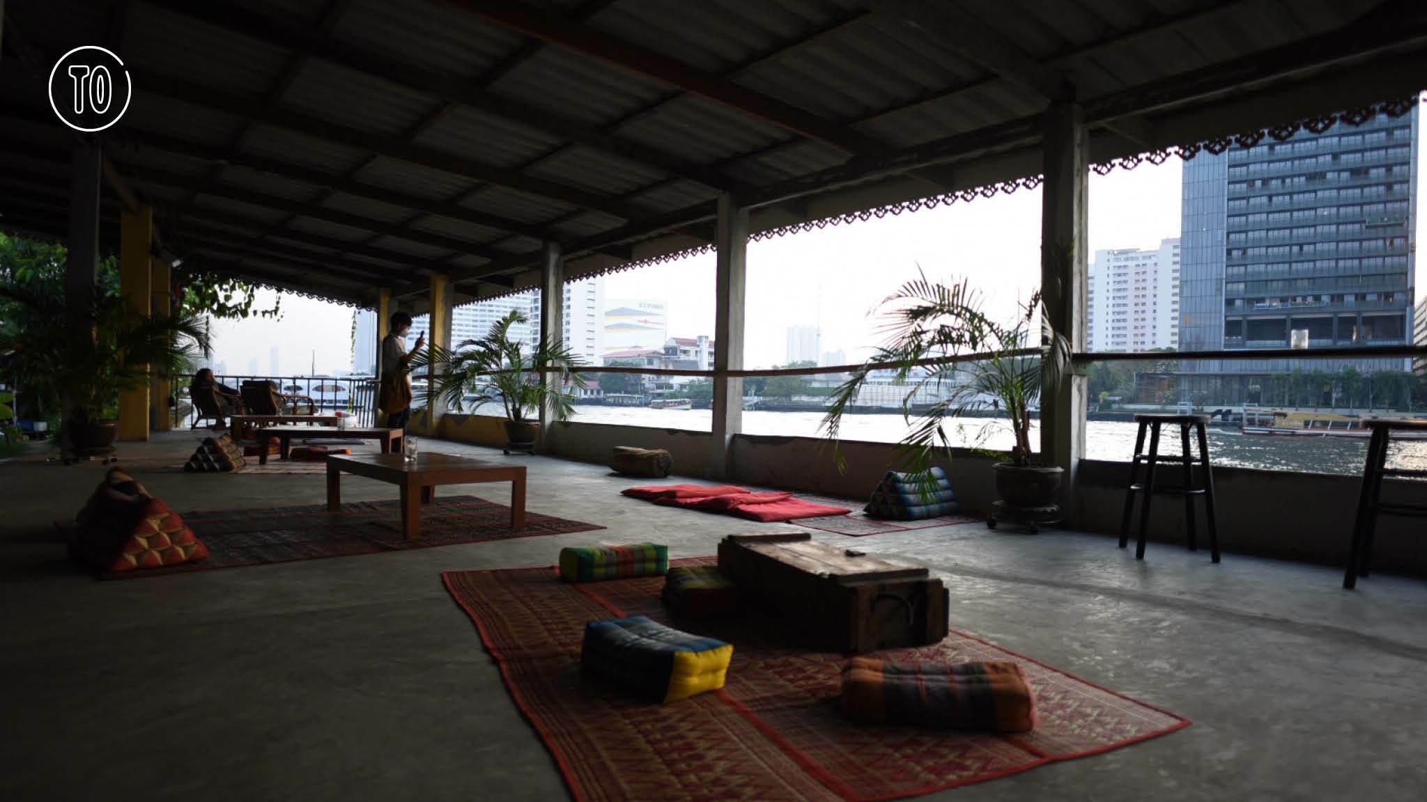 Bangkok Design Week 2019, Baan Rim Naam