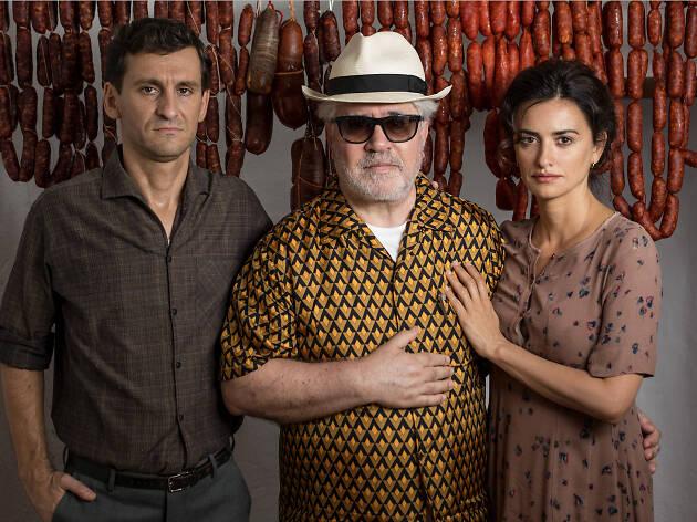 Ya hemos visto 'Dolor y gloria' de Almodóvar
