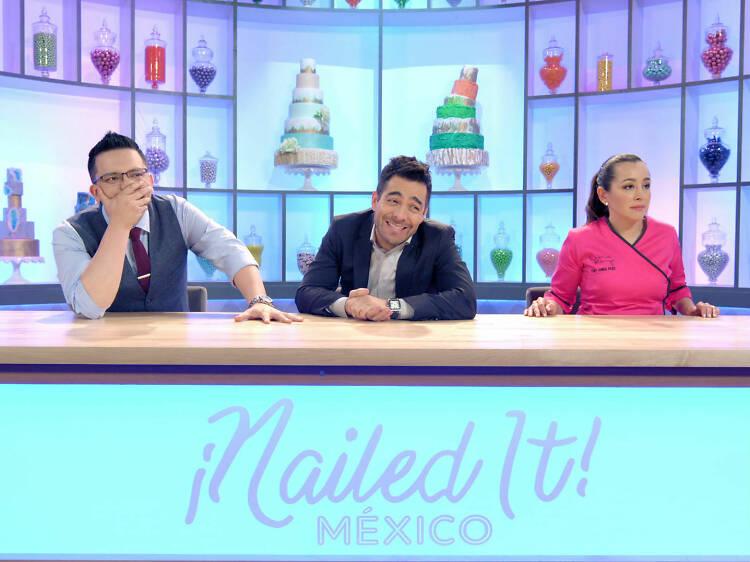Sugar Rush o Nailed It!: México
