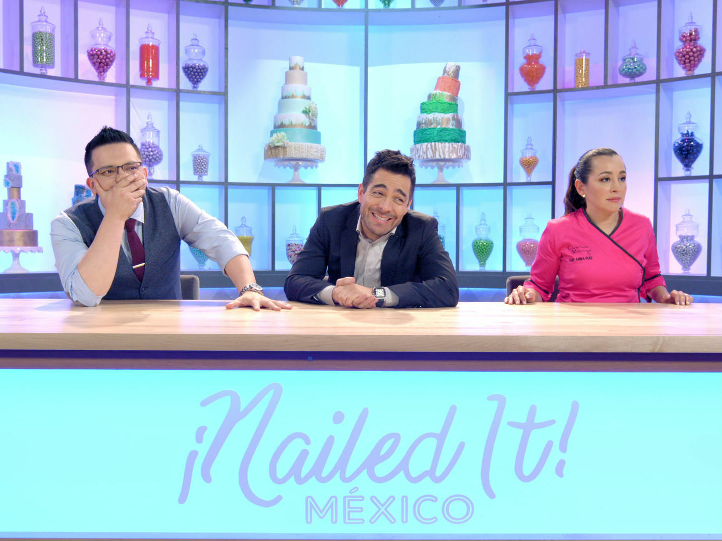 ¡Nailed it! México con Omar Chaparro