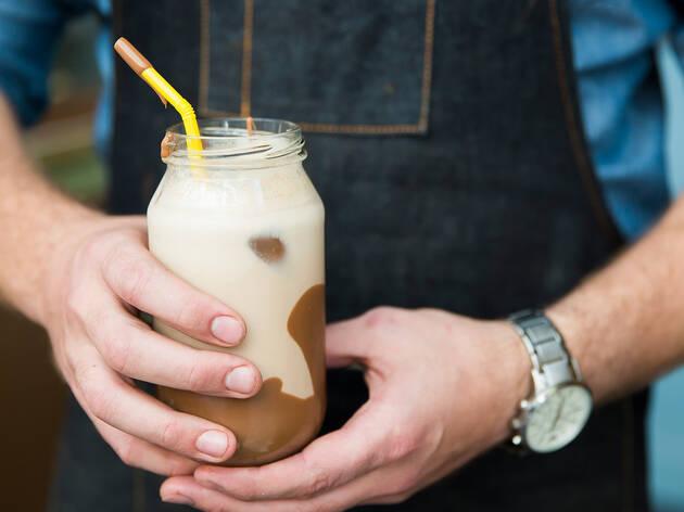 Milkshake at Kingswood Coffee