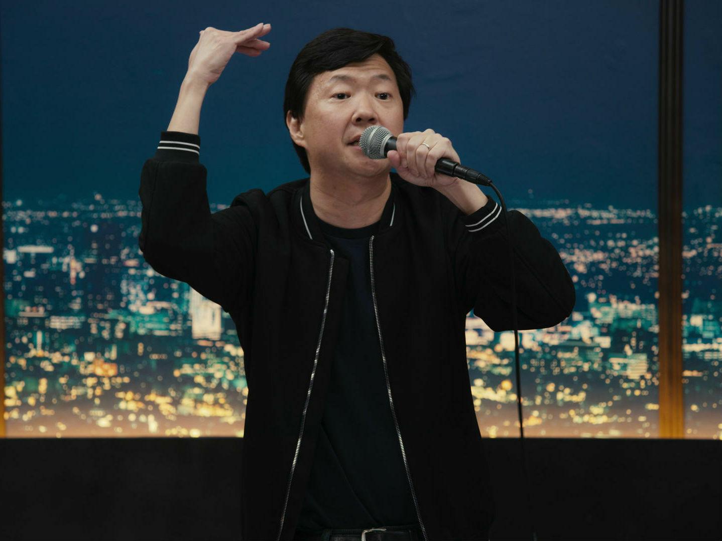Ken Jeong: Me completas, Ho