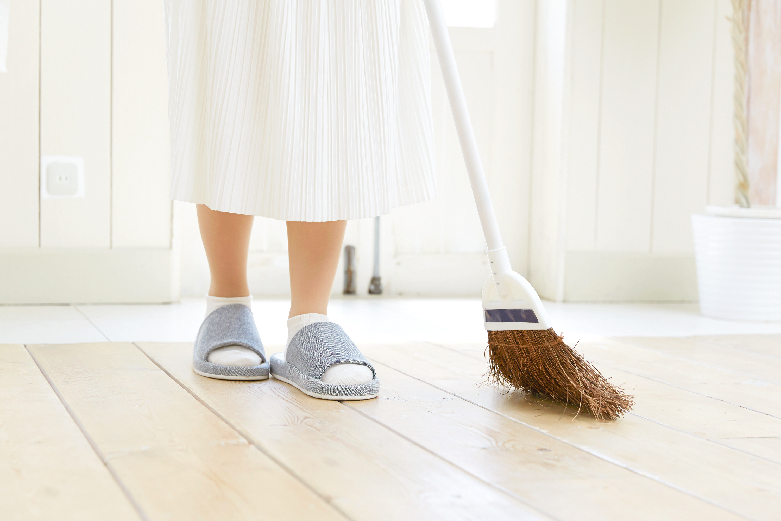 Chinese New Year - Don't sweep the floor