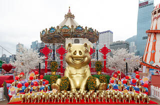 aia golden pig
