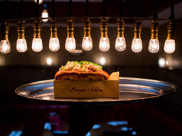 Confirmed: Burger & Lobster to open in Singapore at Jewel Changi Airport