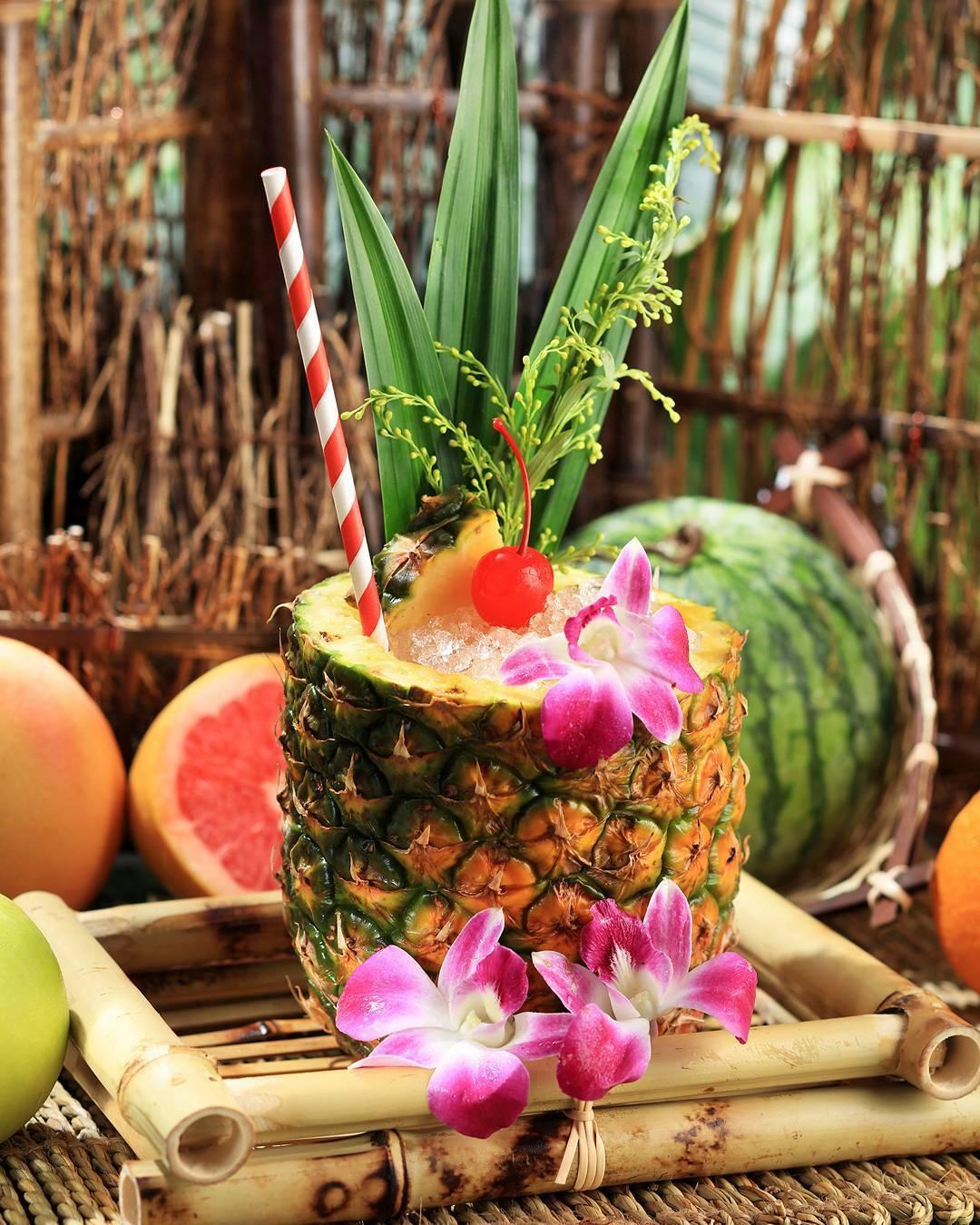Aumakua cocktail