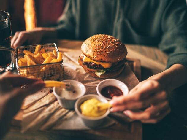 8 vegan burgers in Tel Aviv that'll convert any carnivore