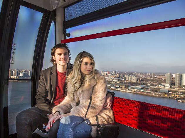 TO TFL Greenwich Date