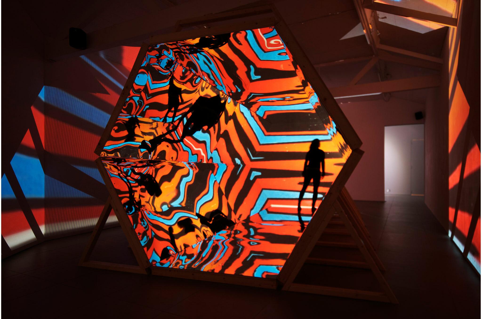 Kaleidoscope review | Saatchi Gallery | Art in London