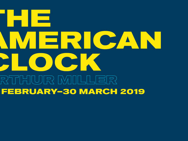 Up to 72% off 'The American Clock' at The Old Vic
