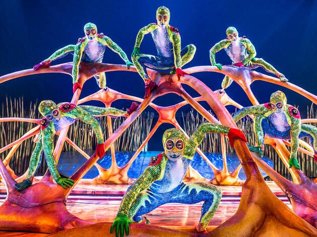 25% off tickets to Cirque du Soleil's 'Totem'