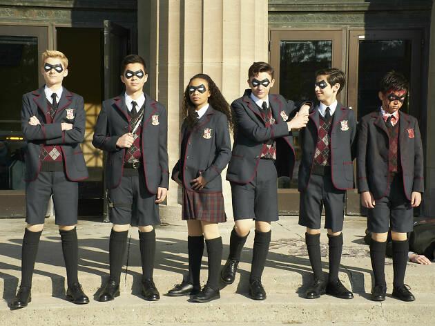 The Umbrella Academy, la nueva serie de Netflix
