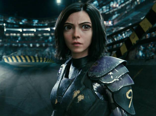 Battle Angel: La última guerrera, la nueva película de Rober Rodriguez