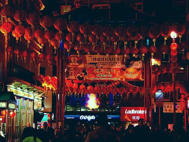 London Chinese New Year