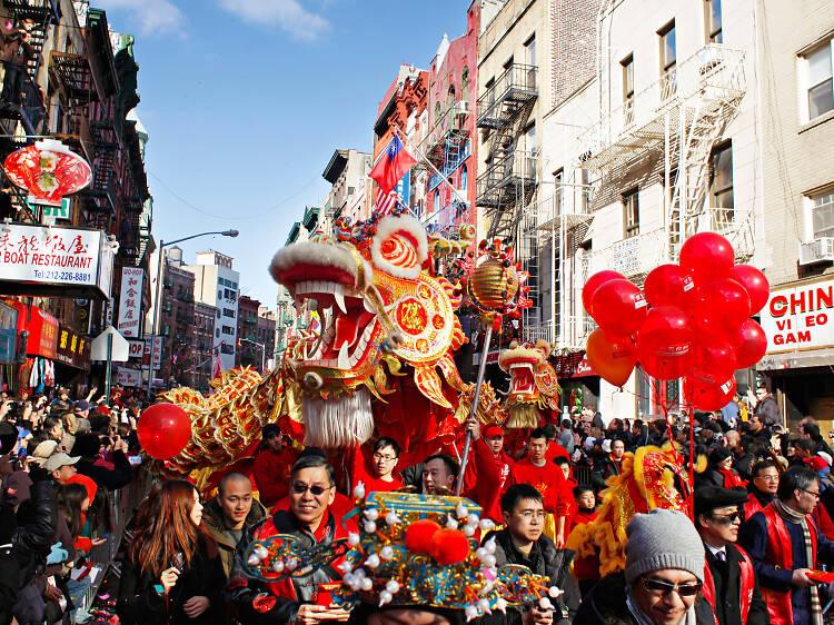 New York's Firecracker Ceremony and Festival