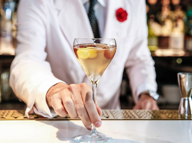 Have a celebratory tipple at one of best bars in Sydney