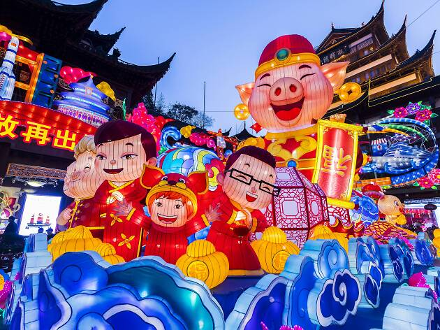 The most beautiful Lunar New Year celebrations