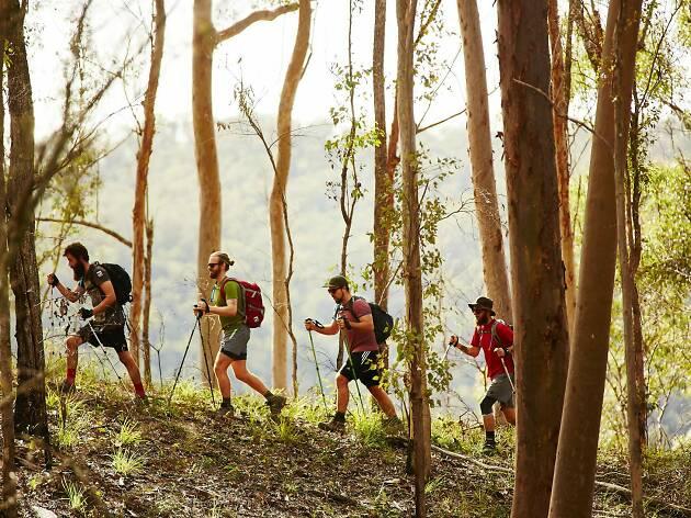 Oxfam Trailwalker Brisbane
