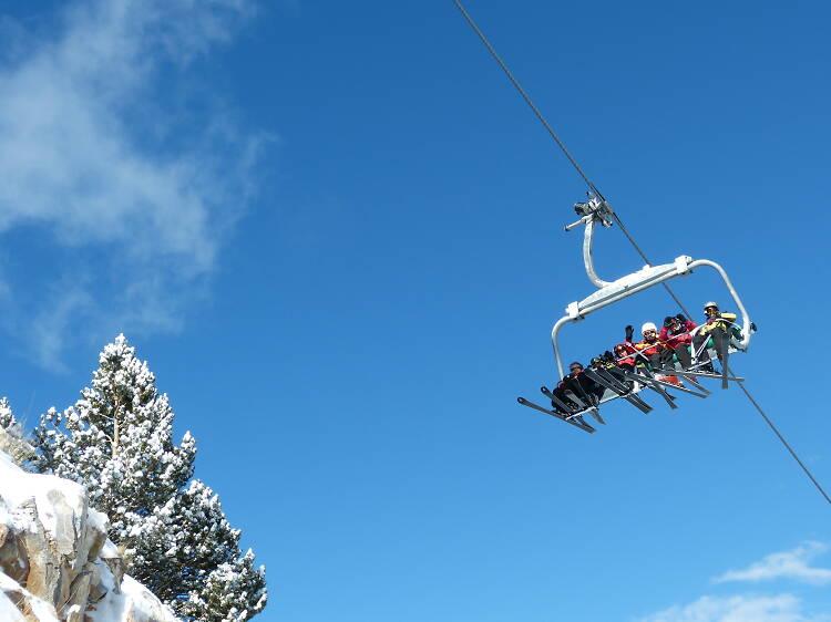 Agenda del San Miguel Aprés-Ski 2019