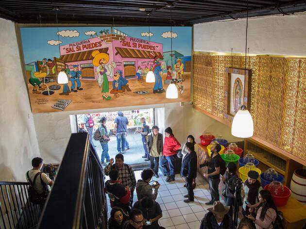 Museo del Pulque (Foto: Alejandra Carbajal)