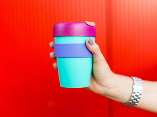 Termos para café
