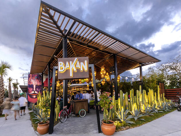 Bakan Restaurants In Wynwood Miami