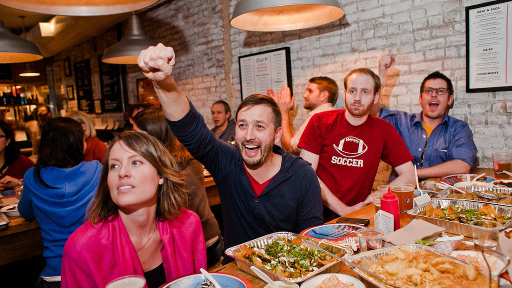 Here's what to say at the Super Bowl party if you don't care about football