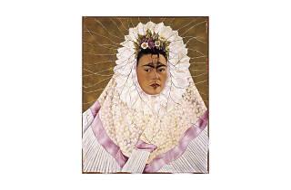 Frida Kahlo, Self-Portrait as a Tehuana, 1943